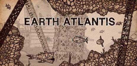 再现末世之美 复古射击游戏《亚特兰斯之地》夏季发布
