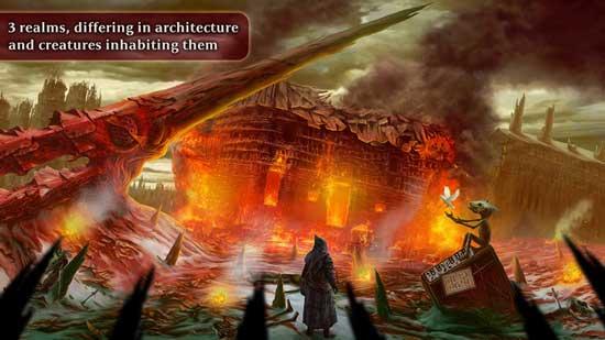 一场噩梦般的梦境 超现实冒险《迷幻追踪:黑暗之伤》