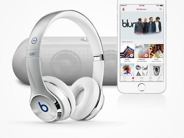 Apple Music付费订阅用户数量已达 1300 万