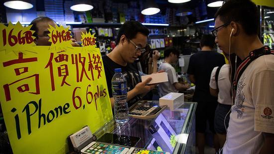 iPhone本季为啥在中国摔了个大跟头?
