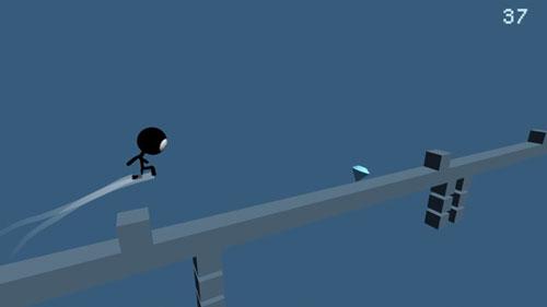 神奇周四:《火柴人狂奔 3》大眼萌带你畅游3D方块世界