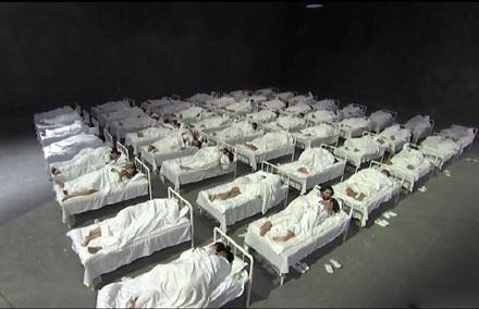 30万人看100个男女睡觉 网络直播这样搞?