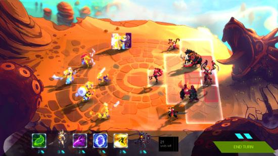 前暴雪暗黑3制作人团队打造《决斗英雄》手游版年内上架