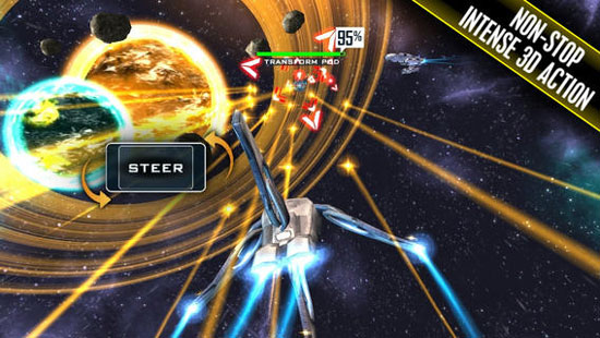 酣畅淋漓的太空大战:3D射击游戏《量子银河》
