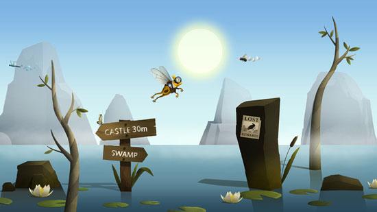 童话都是骗人的 《逃走的青蛙王子》奋力逃脱公主魔掌