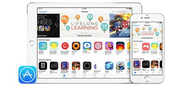 """苹果App Store大面积""""抽风"""" ,搜索结果乱套"""
