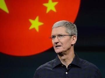 库克将第八次访华:为苹果iPhone7造势