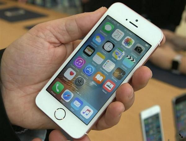 iPhone SE大面积断货!价格低是硬道理