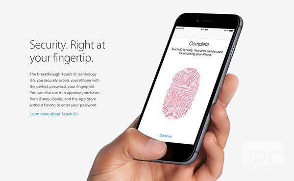 关闭Touch ID指纹解锁会不会更安全?