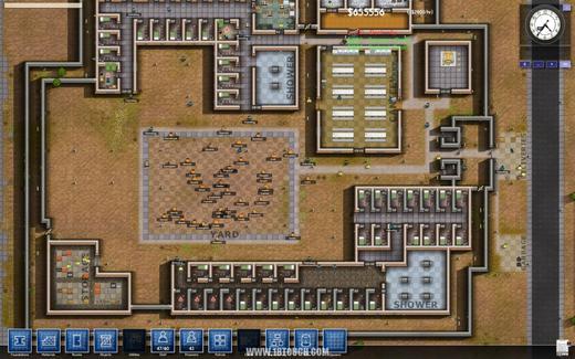 亲手打造最完美监狱 PC移植《监狱建筑师》计划登陆平板电脑