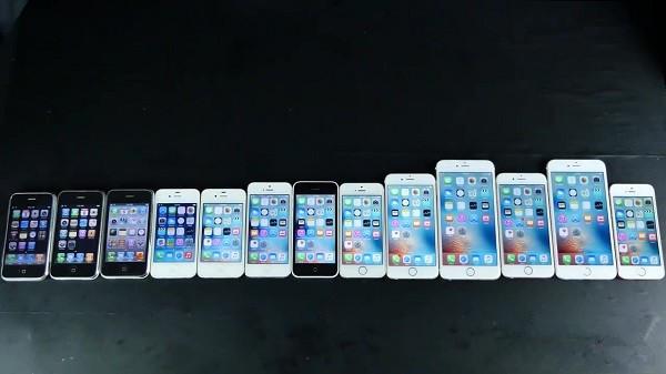 13款iPhone全对比 iPhoneSE和6s差多少?