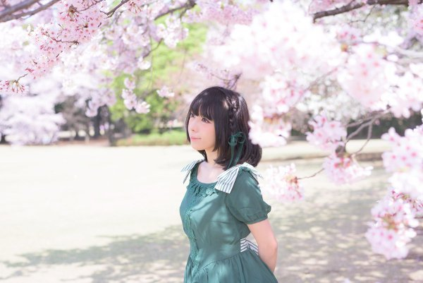 日本D乳性感美女宫本彩希cosplay欣赏