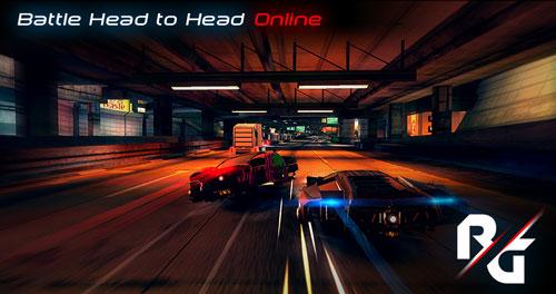 霓虹公路刺激竞技 赛车新作《极速竞争者》开测