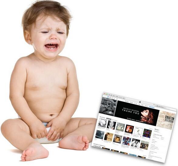修复iTunes音乐库被删问题?用户仍不满意