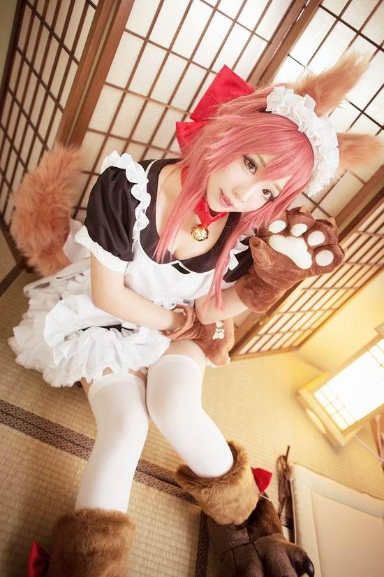 黑丝白兔的诱惑 一周大湿级cosplay欣赏