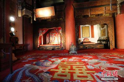 故宫六大宫殿数百年来首次亮灯:迎第40个国际博物馆日