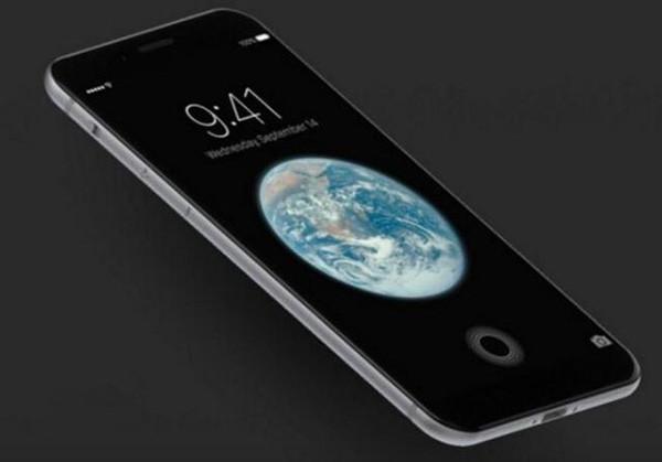 力证:苹果iPhone8与Home键说再见