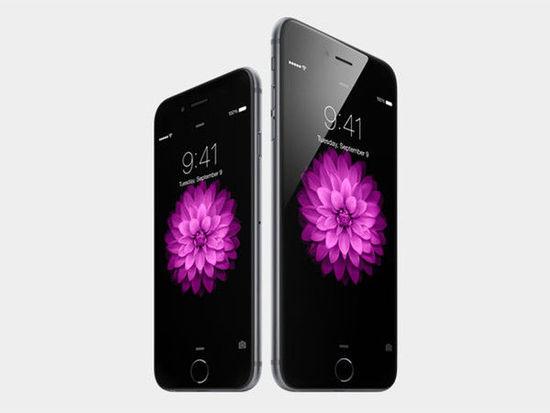苹果也得随潮流  为啥屏幕越做越大