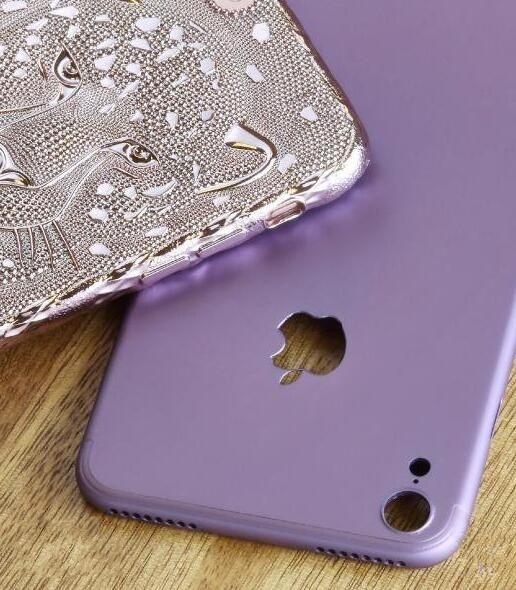 iPhone 7外壳曝光:四扬声器设计还有新配色