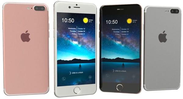最新iPhone 7 Plus 概念视频:先睹为快
