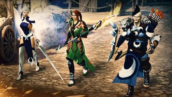 经典移植 欧美魔幻RPG游戏《圣域传奇》即将上架