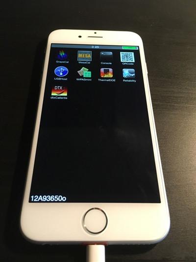 iPhone 6原型机拍卖:不能当电话用还要4.7万!