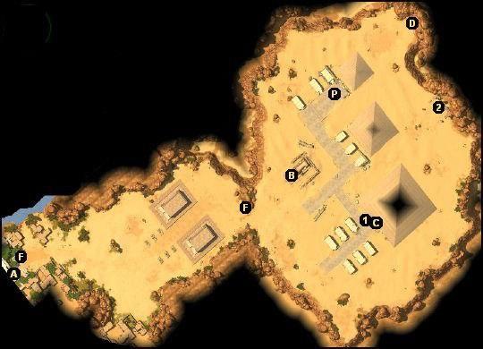 《泰坦之旅》古埃及地区任务图文攻略