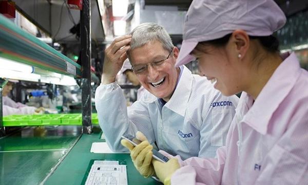 """富士康再现""""加班加到手软"""",iPhone已在回暖的路上"""