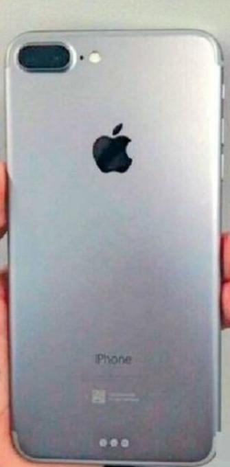 iPhone7的Home键改成触控式,是长这样子滴!