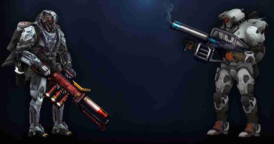 科幻射击新作《Armjet》公布:正式开启测试