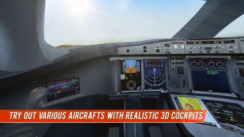 模拟经营新作《起飞:飞机模拟器》下月登场