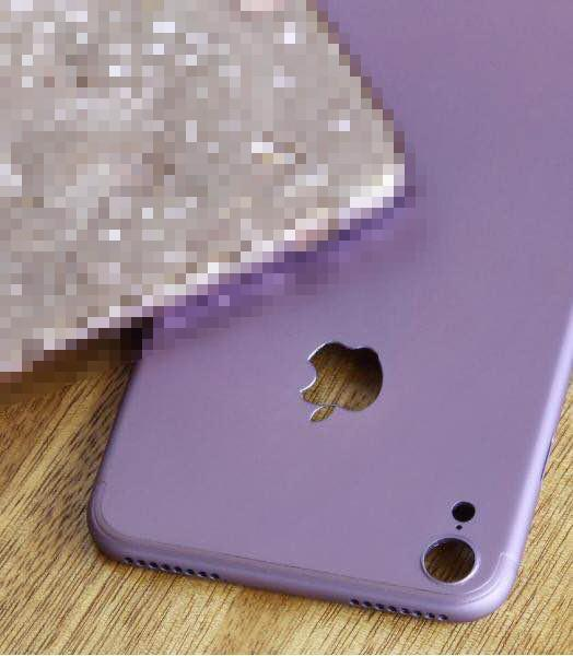iPhone 7真机谍照盘点:你么丑你还敢买?