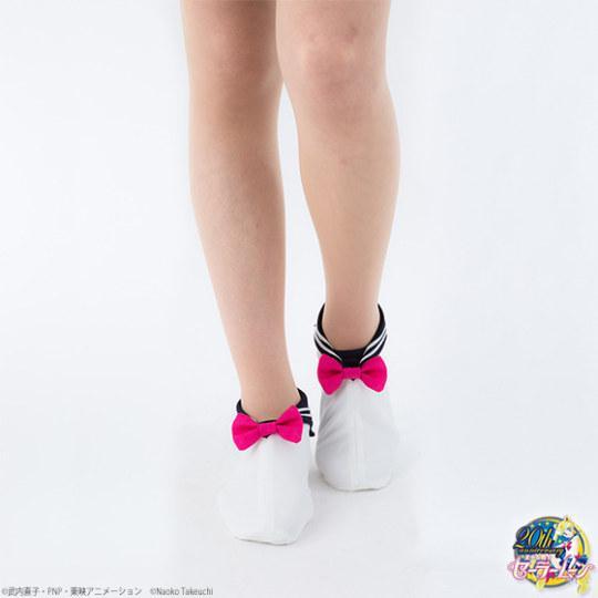 城会玩 日本推《美少女战士》主题袜子