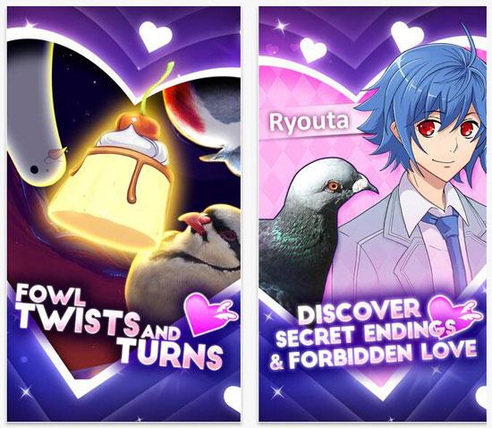"""跟帅""""鸽""""谈恋爱?《帅鸽男友》重口味的恋爱游戏"""