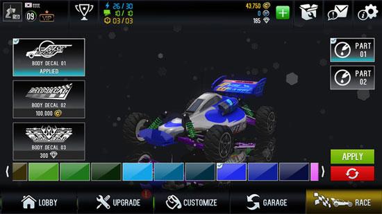 打造梦幻赛车玩绝技漂移 新作《梦幻遥控车3》即将上架