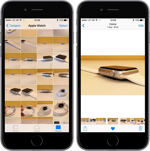 照片可实现无限放大?iOS照片应用的bug好给力