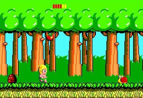 世嘉MD经典游戏 《神奇小子》将推移动版