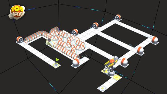 巧用工具创造通道 物理游戏《百种方式》即将登陆移动平台