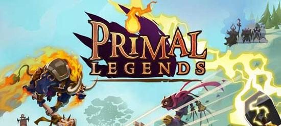 动物守卫战 消除RPG《原始传说》即将上架