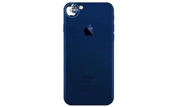 深空灰变深蓝,iPhone 7变色能不能再火一把?