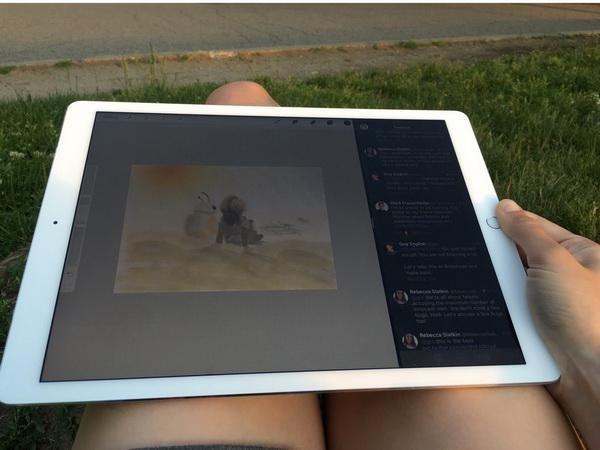 苹果iPad Pro不好用?iOS10来拯救它