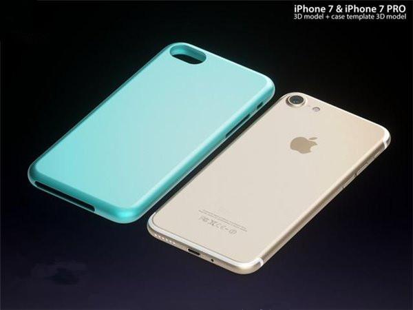 Home键大变!这样的iPhone7够吸引人吗