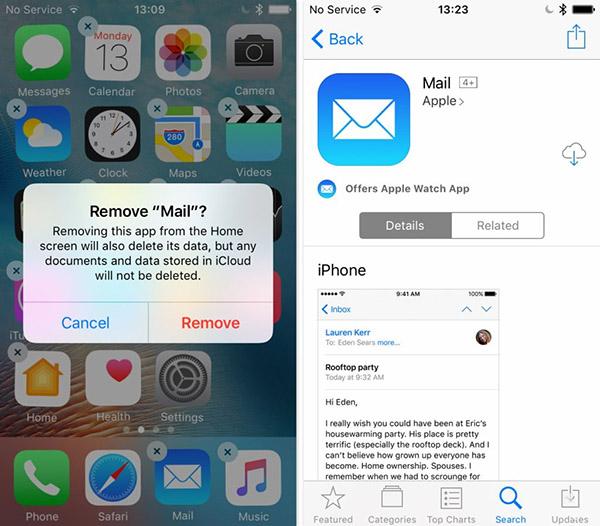 iOS 10将会支持卸载原生应用,你最想卸载哪个?