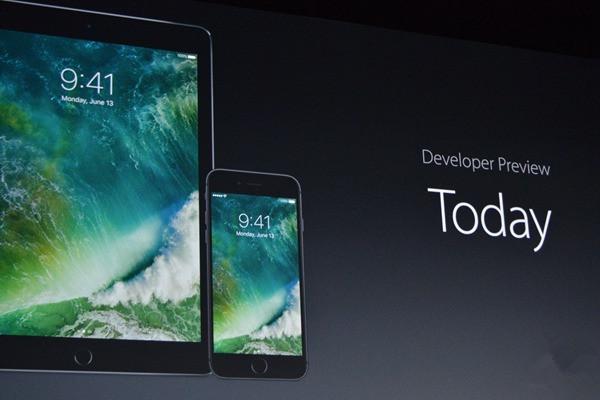 苹果iOS10开发者预览版Beta1固件下载大全