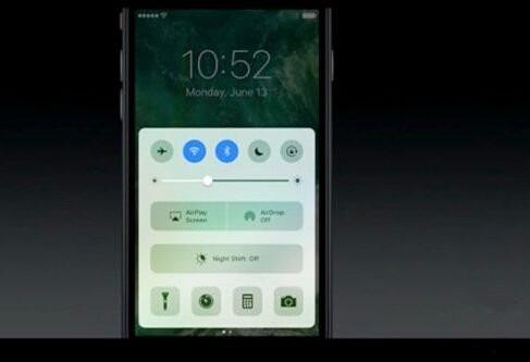 苹果iOS10正式亮相!细节更新请别忽略