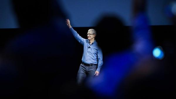 乔布斯已远去!苹果已经完全是库克的苹果了