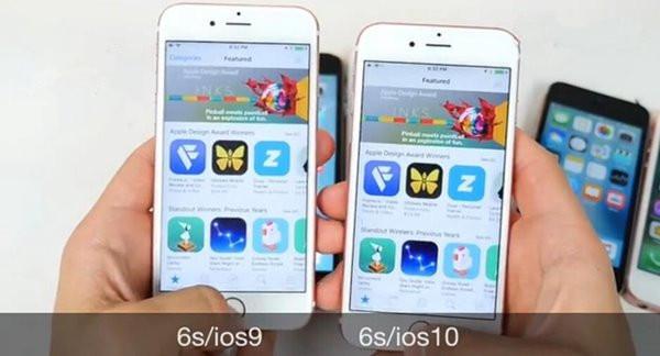 场面太壮观!12台iPhone设备齐上阵运行iOS 9/iOS 10