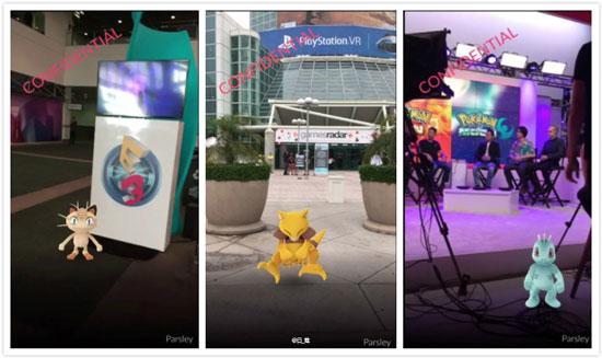 E3 2016:《Pokémon GO》外设公布 即将踏上现实世界抓捕精灵