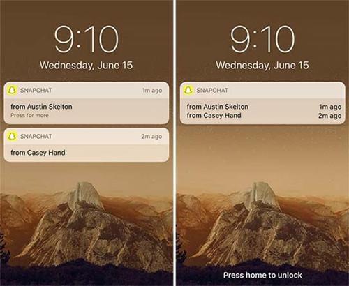 网友支招系列: iOS 10 的锁屏通知这样可好?