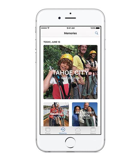 人工智能!!! iOS10照片远比你想象的更智能